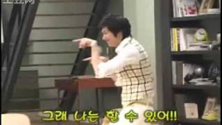 Lee Min Ho-Banana Milk CF (Behind The Scenes)