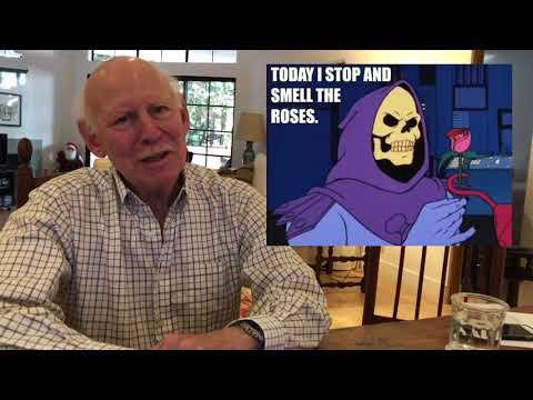 Skeletor Speaks! Alan Oppenheimer reads Skeletor memes.