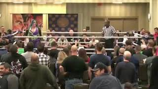 #TaelerHendrix #wrestling Taeler Hendrix Vs. Havok Vs. Tessa Blanchard