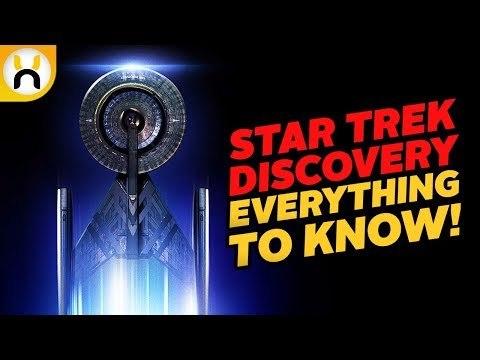 Thumbnail: Everything You Should Know Before Watching Star Trek: Discovery