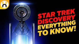 Everything You Should Know Before Watching Star Trek: Discovery thumbnail