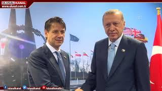 Türkiyeye destek açıklamaları