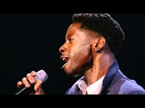 John Adeleye sings A Song For You  The X Factor  show 2 Full Version
