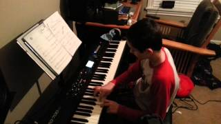 Still practicing - Bach Prelude No.21 in B-Flat Major BWV 866