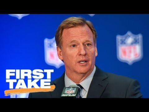 Stephen A. Smith: Roger Goodell's requests are 'ridiculous'   Final Take   First Take   ESPN