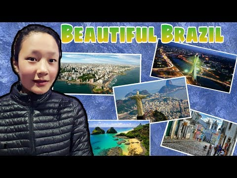 ASIANS REACT TO Top 10 Most Beautiful Places In Brazil