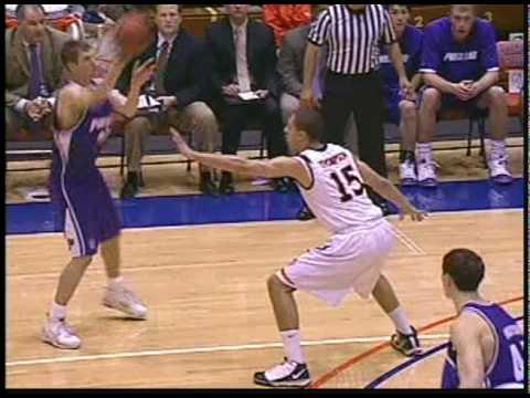 T.J. Campbell Highlight Reel Dunk vs. Pepperdine (2/18/10)