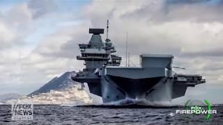 HMS Queen Elizabeth, F-35B trials US deployment, report