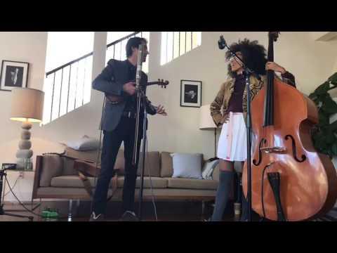 Andrew Bird & Esperanza Spalding Live 2016