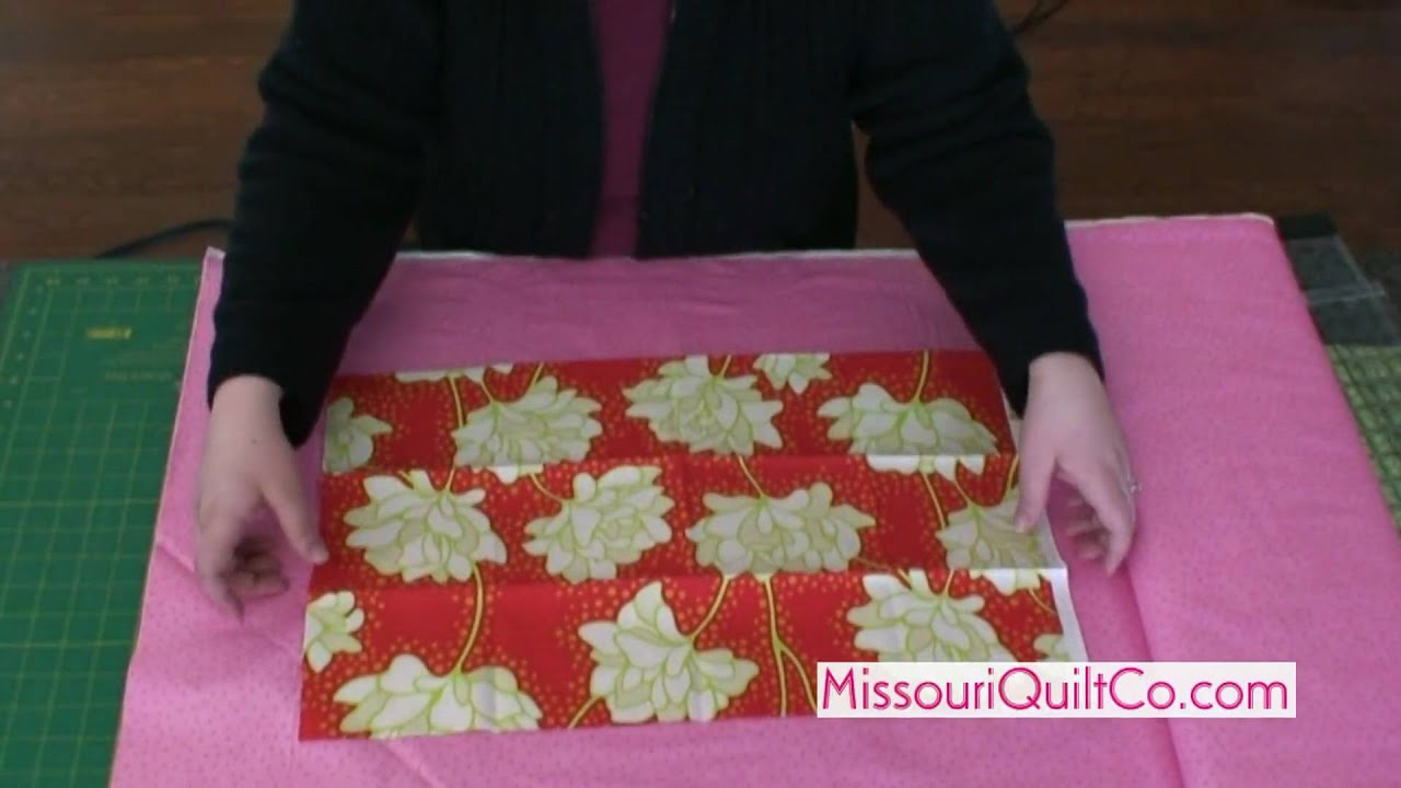 Fat Quarters Brand New To Quilting Series Quilting Tutorial