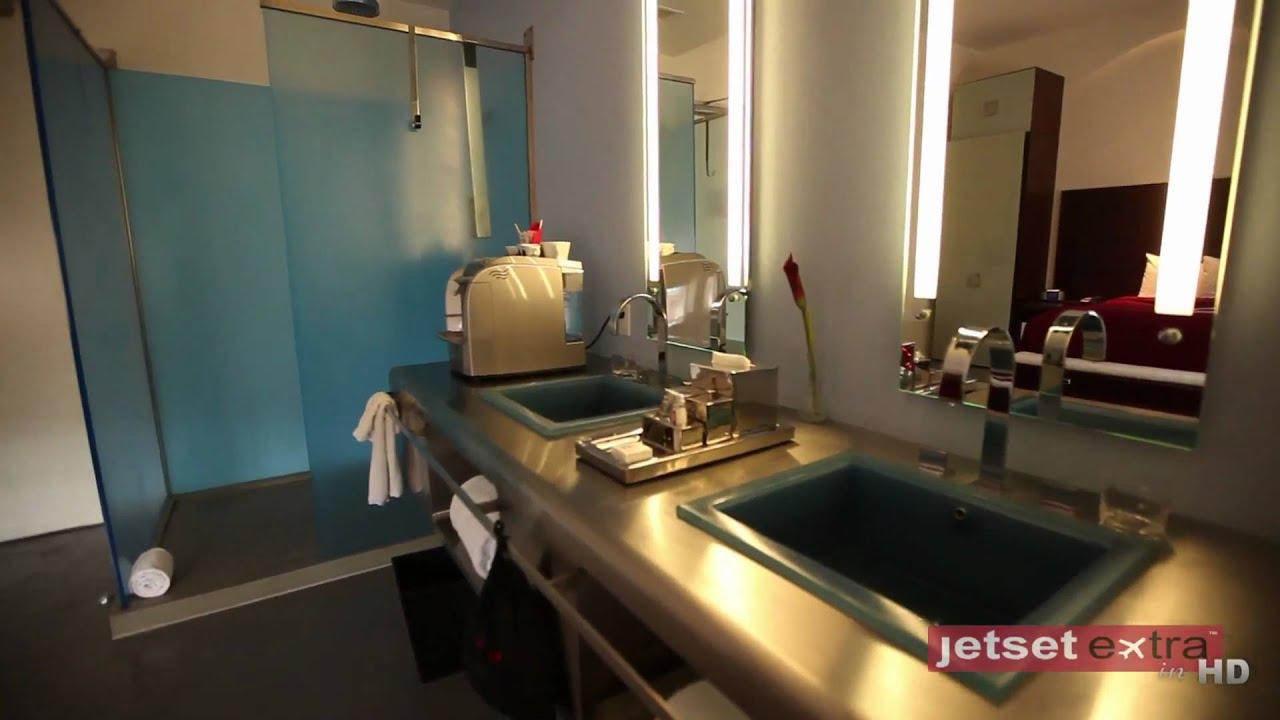 The keating hotel italian design soho style california for Youtube design hotels