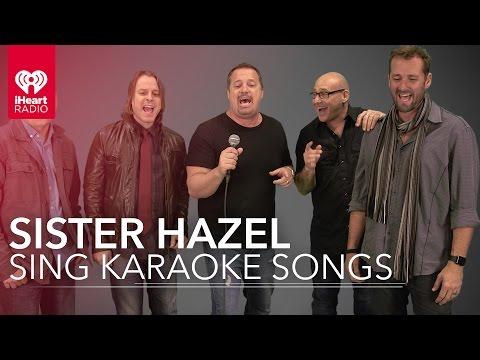 Sister Hazel Sing Karaoke Songs | Artist Challenge