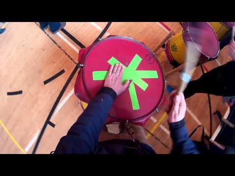 Samba Nova - Balanco (surdo player POV)