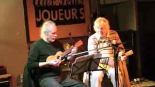 Dominique Cravic et Joseph Racaille