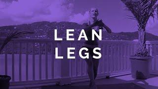 Lean Legs | Rebecca Louise