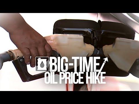 24 Oras: Taas-presyo na P2.35/litro sa gasolina at halos P2/litro sa diesel at...
