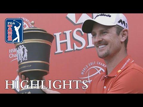 Highlights | Round 4 | HSBC Champions