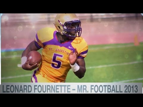 Leonard Fournette: Louisiana