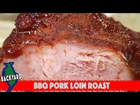 How To Smoke A Pork Loin Roast On A Masterbuilt Electric Smoker