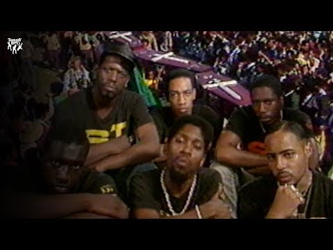 Stetsasonic - A.F.R.I.C.A. (Official Music Video)