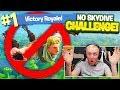 NO SKYDIVE CHALLENGE in Fortnite Battle Royale