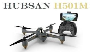 Квадрокоптер Hubsan H501M X4