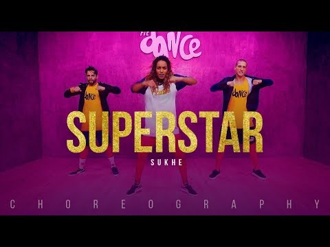 Superstar - Sukh-E-Muzical Doctorz, Divya Bhatt | FitDance Channel (Choreography) Dance Video