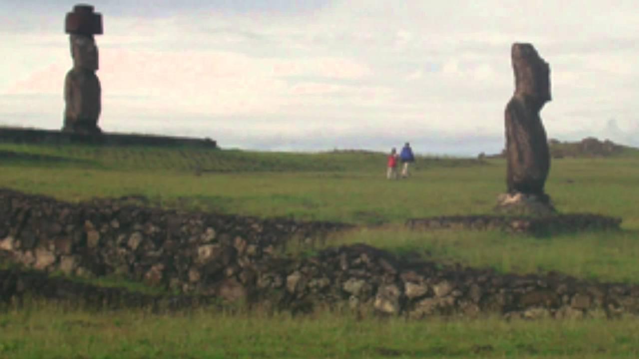 Trilha dos Lobos - Viagem Iniciática Ilha da Pascoa 2009
