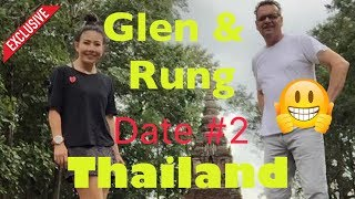 Chiang Saen Ancient Temples and a 2nd Date Pt 1