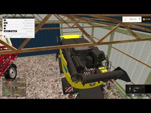 Farming simulator15 Northwest ohio ep1 planting corn