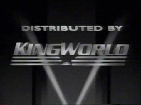 King World Productions B&W logo (1990)