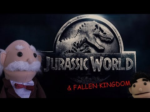 Smack Talk: Jurassic World/Fallen Kingdom Review