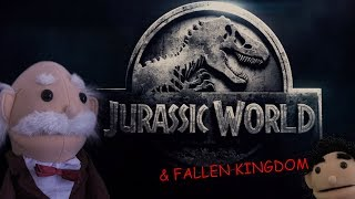 Smack Talk: Jurassic World/Fallen Kingdom Review