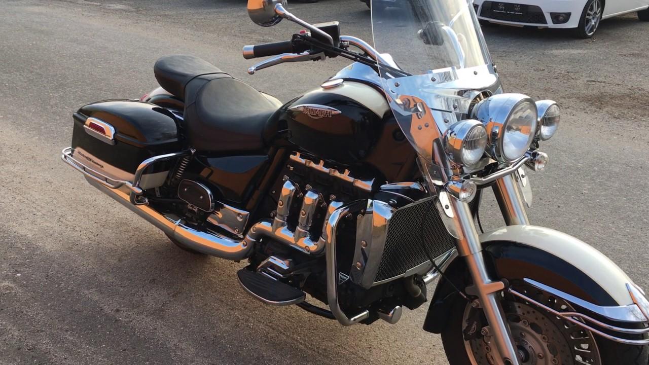 Triumph Rocket Iii Touring 1hand Koffersystem Top Motobike Cottbus