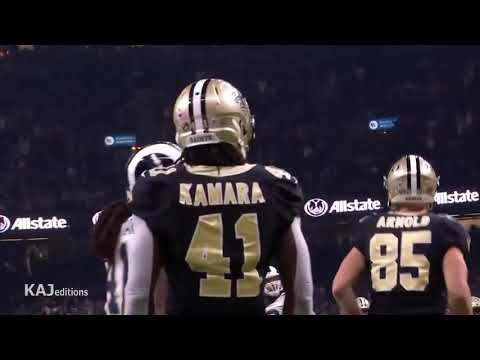Alvin Kamara Mix 18-19  Choppa Style Mp3