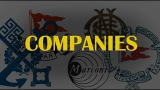 Titanic Basics: The Companies thumbnail