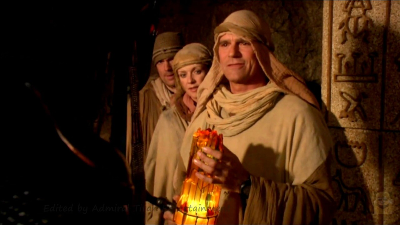 Download Stargate SG1 - Stealing A ZPM From Ra In The Past (Season 8 Ep. 19) Edited