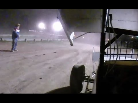 Young Racing 55 - 360 Sprint Car Feature 5/24/14 at I-90 Speedway, Hartford, SD