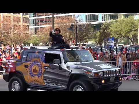 Dallas Christmas Parade, 2017.12.02