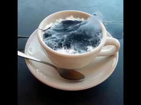 кофе и море картинки