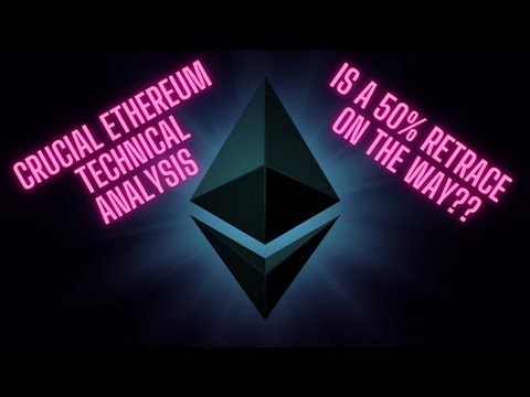 Crucial Ethereum Analysis Is A Retrace On The Way??