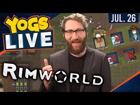 Lewis & Tom Save The Rimworld [3] - 26th July 2017