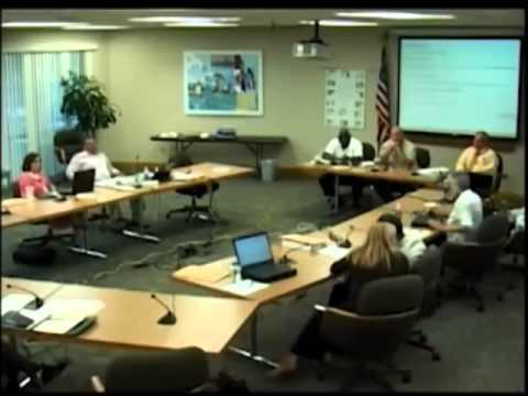 Impasse Between Pensacola City Council and Mayor dates back to 15 May 2012 memo