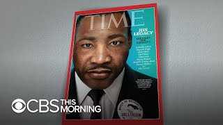TIME Magazine cover features virtual reality image of Martin Luther King Jr