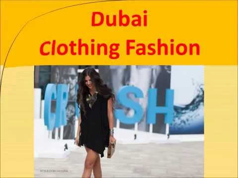 Dubai Clothing Designers and Fashion Brands
