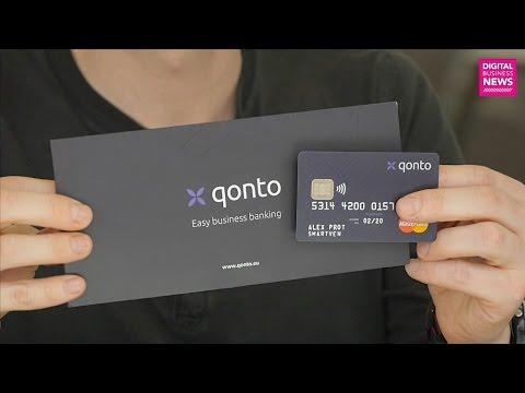 Qonto, la néo-banque par des entrepreneurs pour des entrepreneurs