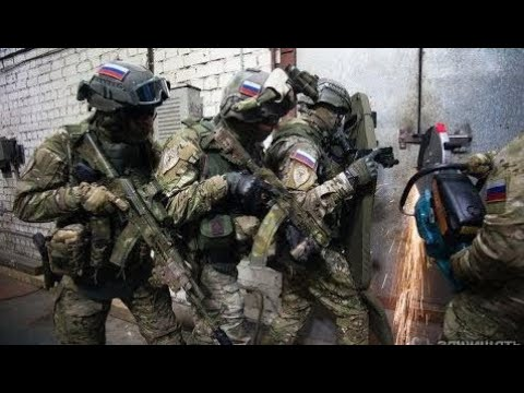 Spetsnaz +  Federal Security Service of the Russian (FSB) - 2017 [Manuel Channel]