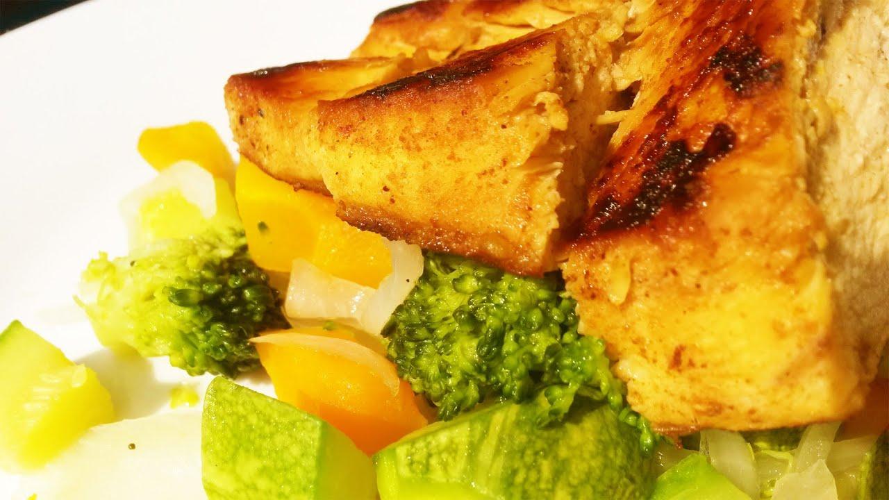 Cocinar pechuga de pollo a la paprika facil y sencillo for Cocinar berenjenas facil