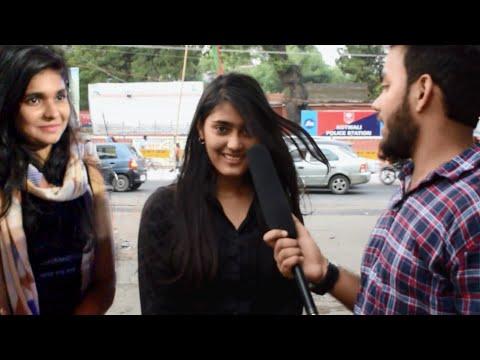 Girls Message to Sakht Launda    Girls Reaction on Sakht Launda    PRB