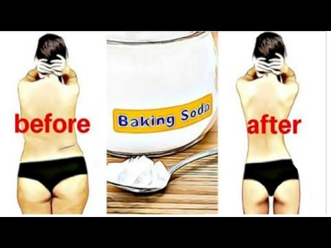 Amazing!! How To Lose Weight Fast With Baking Soda.